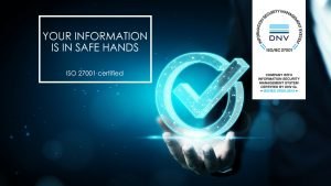 Port-IT ISO certified